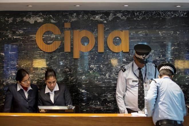 Cipla股价跳跃超过5%; MCAP上升了2,203ccr