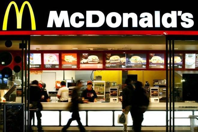 麦当劳的盛会困境:是北方,东方合伙人的损失南部,西伙伴的歌此?