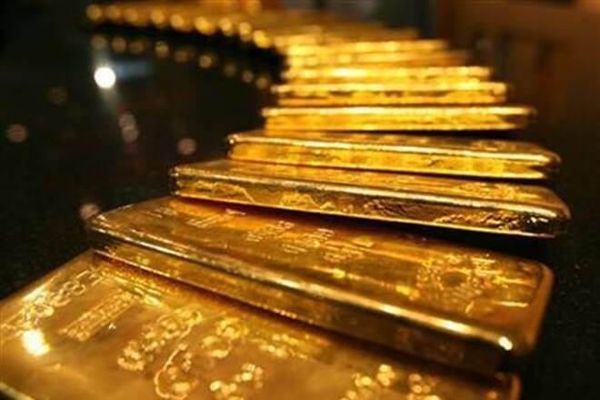黄金滑倒150卢比;银低于卢比40,000卢比