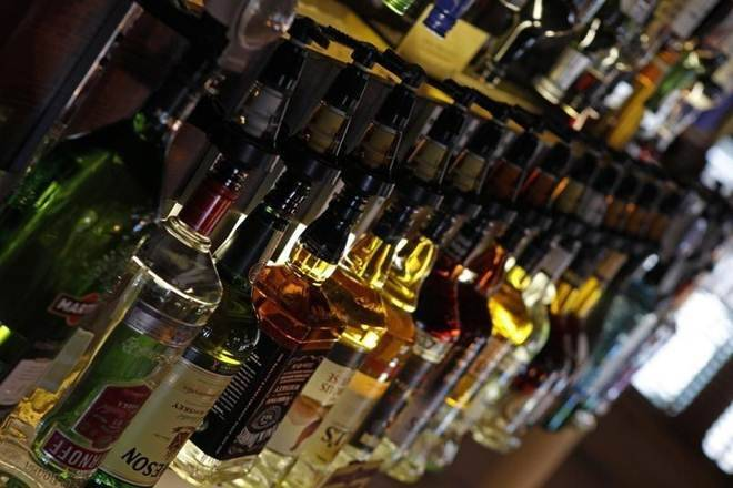 在最高召唤后,酒股反弹最多12%