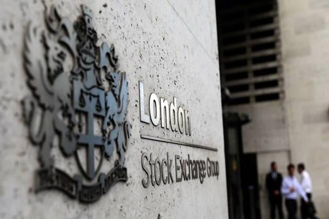 伦敦股票结束了纪录的