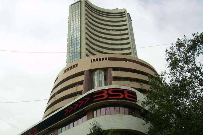 Sensex,漂亮的缺乏巨大的收益,因为Modi的BJP挤压在狭窄的胜利indujarat