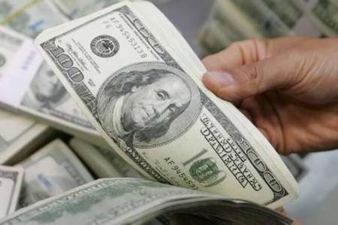 """""""美元萎缩2个月低与日元,美国税计划infocus"""