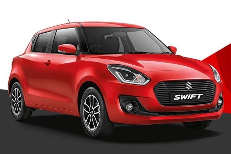 """Maruti Suzuki股价收益1.5%,因为Swift 2018售价低于Auto Expo2018的5万卢比"