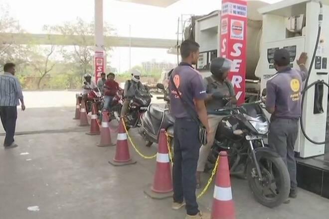 这个城市今天提供最便宜的汽油价格;这不是德里,孟买奥克洛库塔