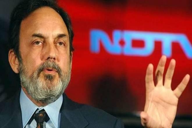 NDTV启动子Radhika,Prannoy Roy Hotel 61.45%的股权体弱