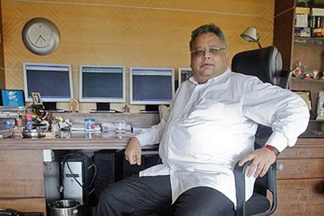 Rakesh Jhunjhunwala表示,他的股票在2017年的收益卓越;这是多少个性