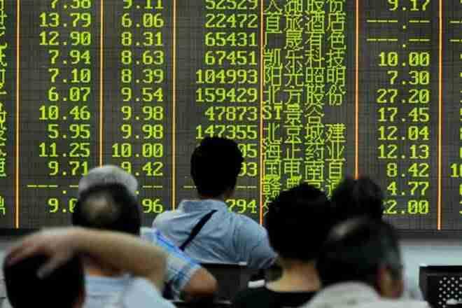 亚洲股票对全球增长的担忧造成压力,油