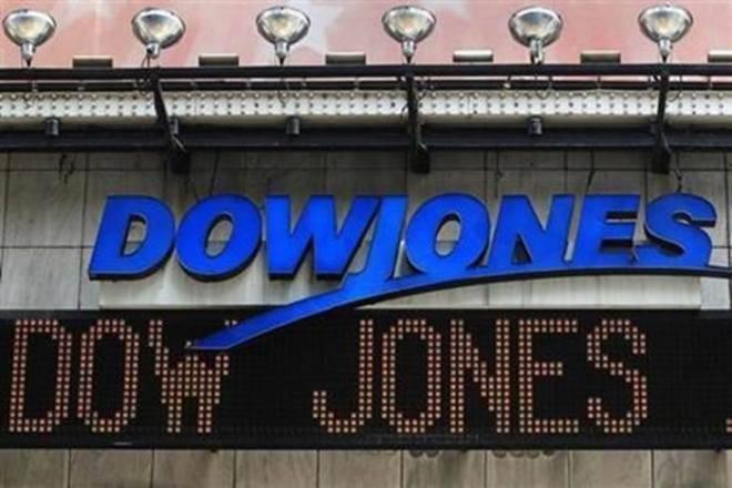 道琼斯在戏剧中的戏剧浪涌徘徊