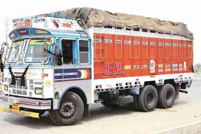 尽管柴油价格脱煤机,但卡车租赁涨幅
