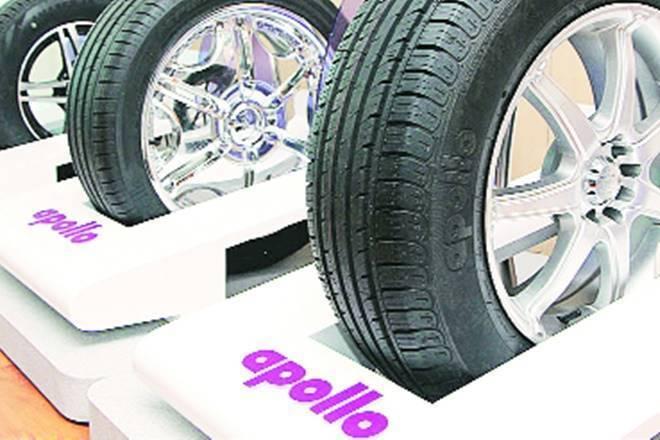 """在Apollo轮胎上""""买入"""",目标价格为RS305"""