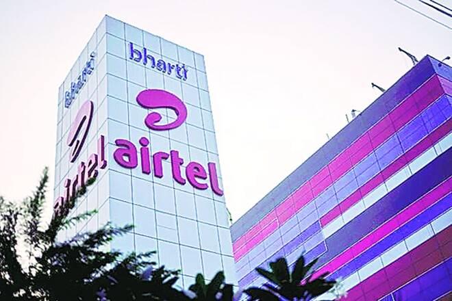 Bharti Airtel M-Cap Zooms Rs 12,000千万卢比,6只大码倒入非洲单位12.25亿美元;股票飙升15%