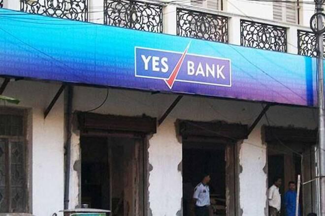 是银行股价集会6.5%才能澄清Rana Kapoor eingsing主席佩斯曼普斯特的报道