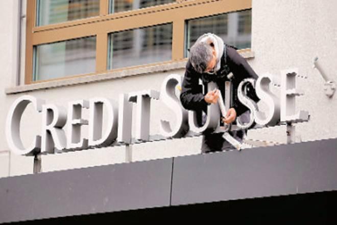 Credit Suisse Headcount在印度击中14K,银行计划制作Globaltech的国家枢纽