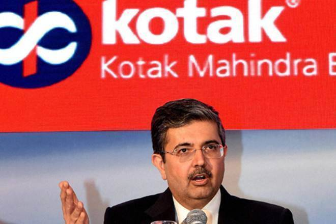 Kotak Mahindra Bank股价在街区交易后下跌3.5%;卖股权,SAYREPORTS