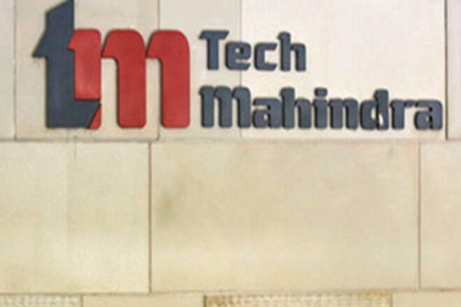 Tech Mahindra分享坦克17%后弱Q4结果,达到43个月