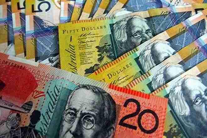澳大利亚美元在RBA分钟后踏上水,新西兰Dollarfirms
