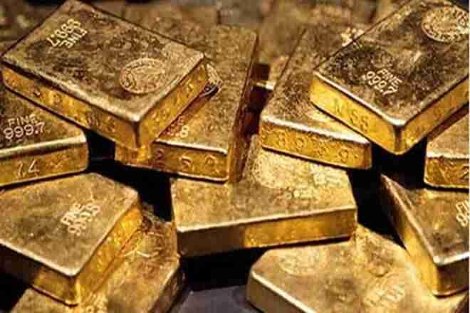 黄金期货在全球化的情况下获得99卢比