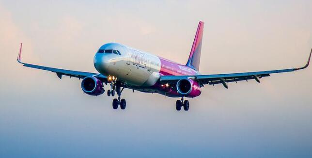 Wizz Air宣布新的罗马基地和飞往罗马尼亚的新航班
