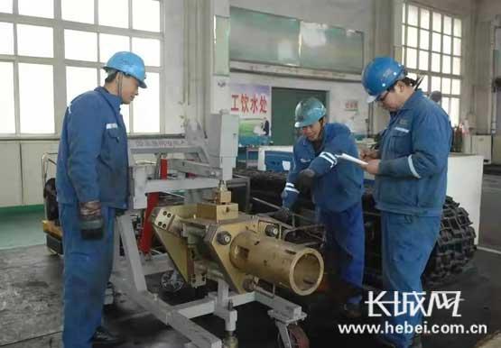 """冀中能源股份东庞矿以""""微创新""""撬动效益大提升"""