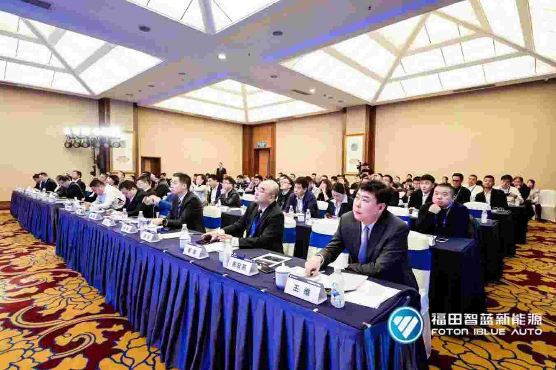 金戈铁马,高举市场扩张之斧 2020福田智蓝新能源市场可期