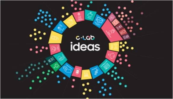"三星电子将在CES 2020上展示成功的""C-Lab Inside""项目以及""C-Lab Outside""初创企业"