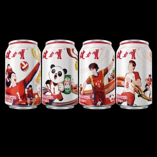 健力宝助力中国体育,国民饮料再掀运动热潮