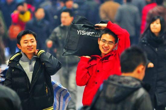 """春节留京不孤单,""""举人村""""喊你回家吃年夜饭"""