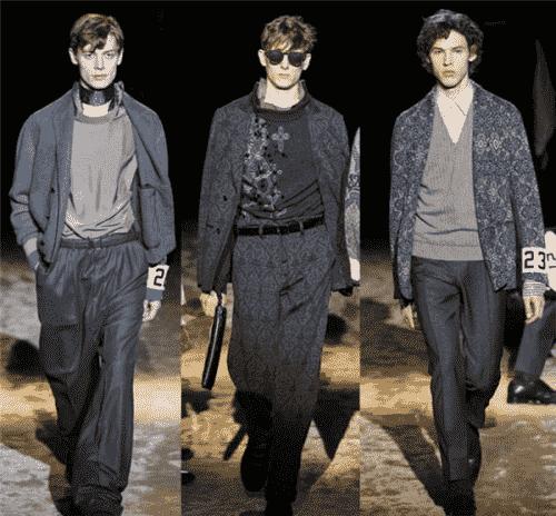 时尚揭秘:三弦男装——首位走上国际时装周的中国商业男装品牌