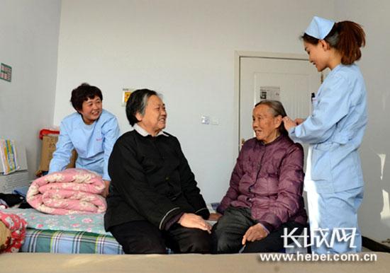 亚行援助1亿美元贷款改善河北省养老服务