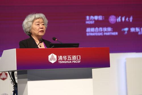 吴晓灵:中国经济整体杠杆率在全球属于中等可控