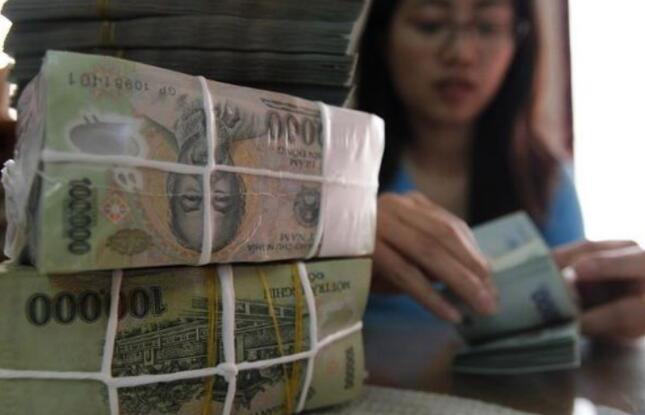 越南政府为企业发放无息贷款支付工资