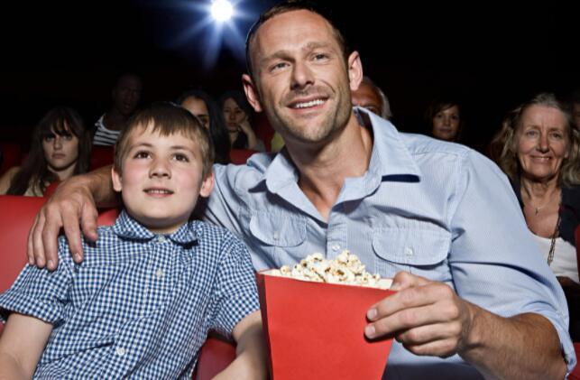 """""""AMC娱乐在今天崛起 剧院运营商今天下午报告了收益结果"""