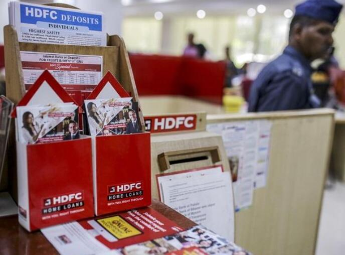"""""""HDFC在6月份季度表现稳定 三天内上涨9%"""