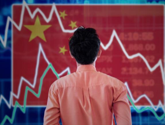 中国恒大集团股价今天反弹了47%