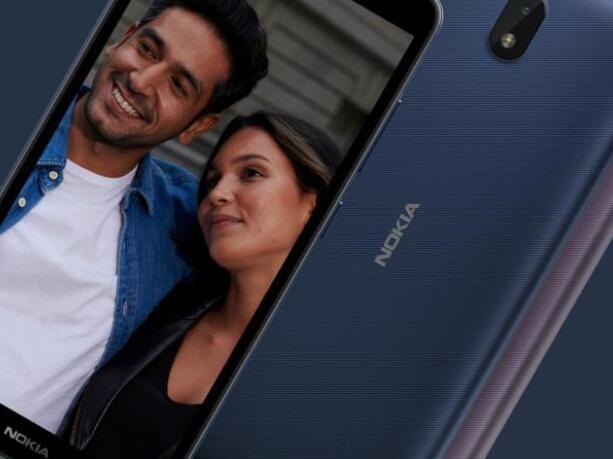 诺基亚在印度推出廉价智能手机C01 Plus