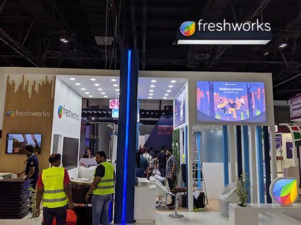 Salesforce的竞争对手Freshworks计划通过9.12亿美元的美国IPO