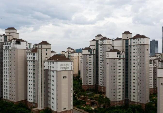 天价的房价让交易员做空韩国债券
