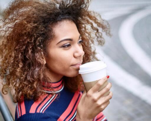 据报道这家新贵的咖啡连锁店的表现优于其较大的竞争对手