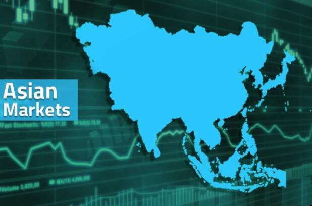 亚洲股市坚挺 美元疲软因交易员关注收益