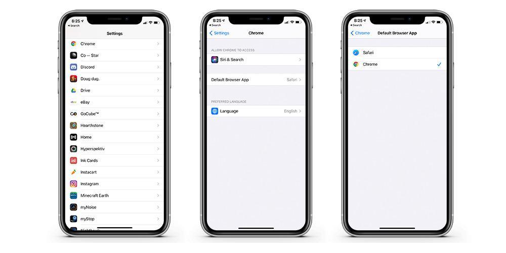 """""""重新启动设备会重置iOS 14中的默认邮件和浏览器设置"""