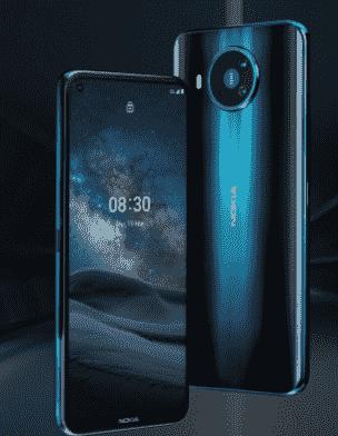 """高通的Snapdragon 765和5G随诺基亚8.3走向全球"