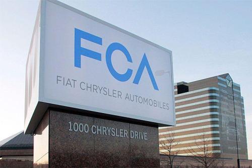 """FCA希望在4月14日重新启动在美国和加拿大的业务"